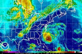 Sattelite Hurricane Earl